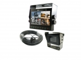 Backup Camera System With Forklifts In Mind.