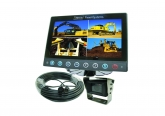 Water Proof Backup Camera System for Rescue Pumpers & Tankers