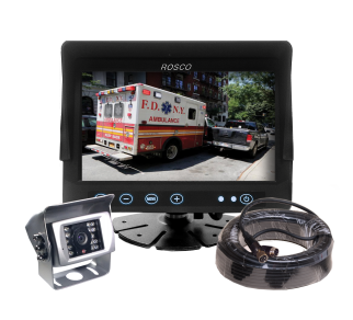 Backup Camera System | Rosco Vision Systems