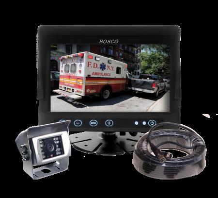 Backup Camera System Rosco Vision Systems