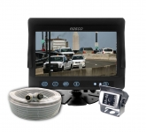 Backup Camera System for Transit and Shuttle Buses