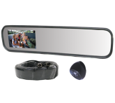 Backup Camera Systems for Large School Buses