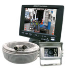 Backup Camera System for Garbage Trucks
