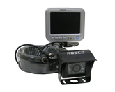 Backup Camera Systems for Transit and Shuttle Buses
